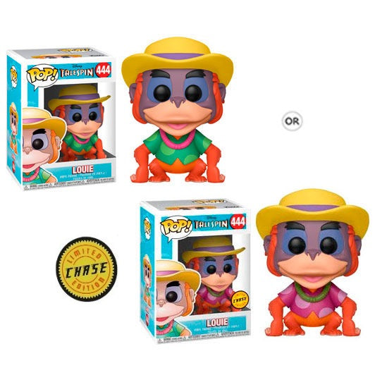 POP! Disney - Talespin - Louie ( 1:5 Ratio for CHASE )