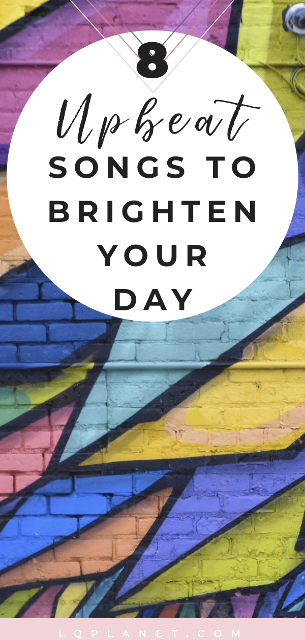 This upbeat playlist of songs will brighten your day. Add these 8 happy songs to 2018 happy playlist. Also, be sure to add these fun songs to your upbeat spotify workout playlist. These are songs to listen to when you are happy or when you are sad. This playlist is for moods. #playlist #happy #songs #music #workoutplaylist #upbeatplaylist #funsongs #wellness #positivevibes #musicislove #throwback #uplifting #mentalhealth #positivemindset #mindset #musicmindset Photo by Glen