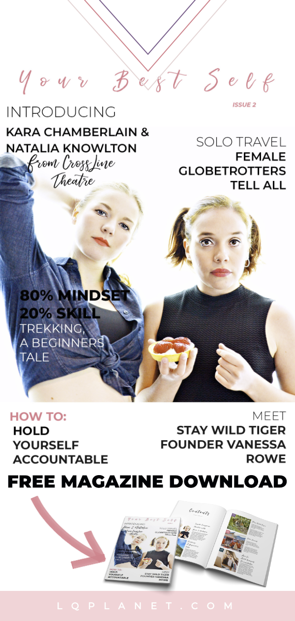 Your Best Self Magazine is about women's lifestyle, personal growth, how to develop a positive mindset & female empowerment. Issue 2 is a FREE magazine subscription. Featuring inspirational women, healthy recipes, mindfulness practices, self care ideas, journal prompts, crafts. Tiger photo by James Cross #women #personalgrowth #selfconfidence #selflove #selfcare #womenunite #bodypositive #mindset #positive #positivevibes #lifestyle #lifegoals #life #positivity #confidence #empoweringwomen