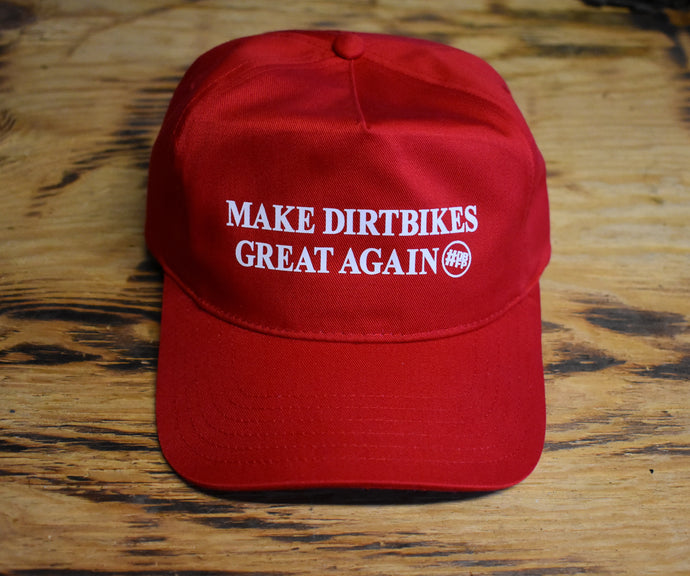DBFP Make Dirt Bikes Great Again Hat