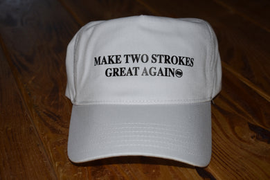 DBFP Make Two Strokes Great Again Hat