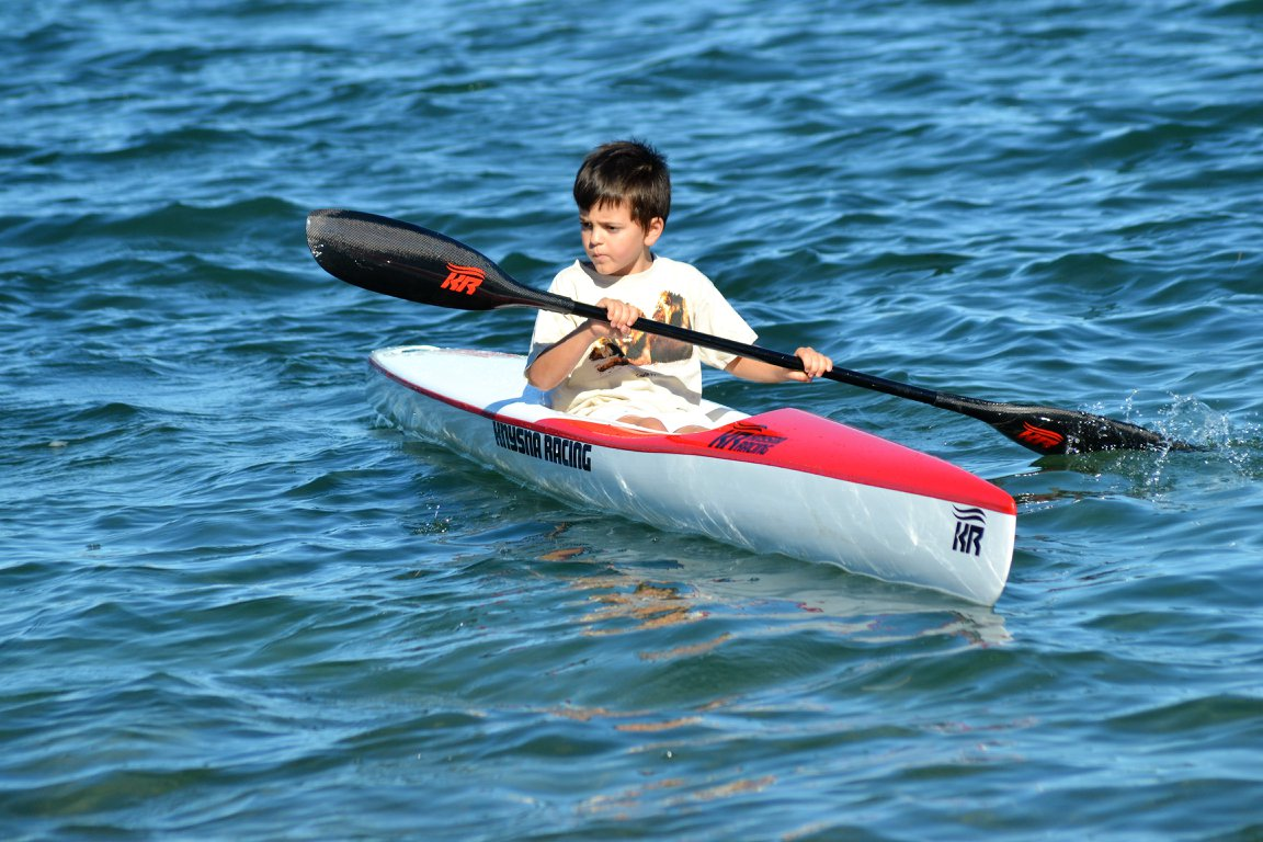 kis surfski kayak children