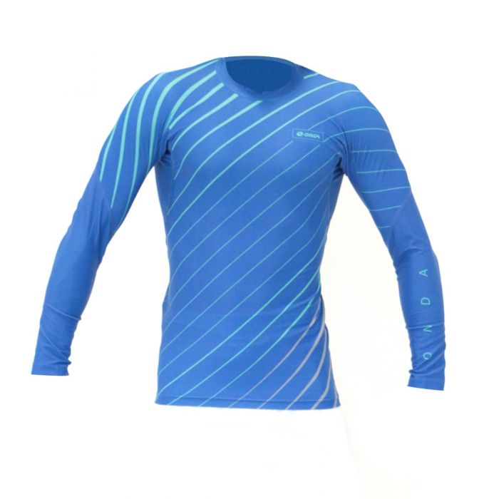 Onda compression paddling top long sleeve top kayak surfski outrigger