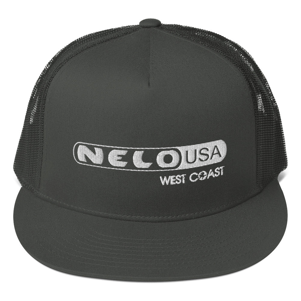 Trucker Hat - Mesh Back Snapback