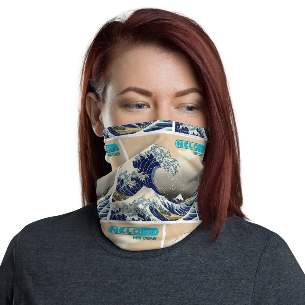 Neck Gaiter - Big Wave