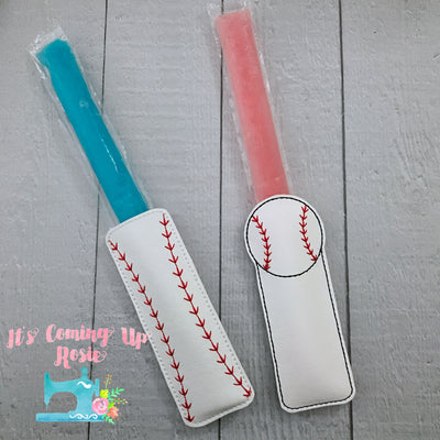 Baseball/Softball Freezer Pop Holder