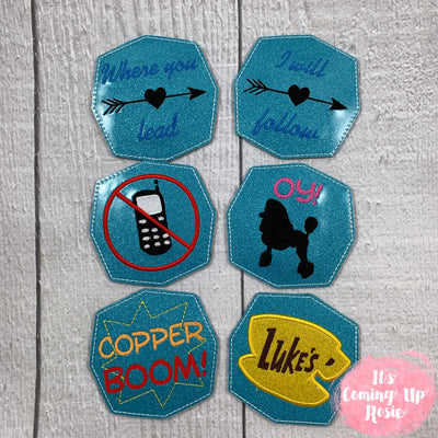 Gilmore Girls Coasters