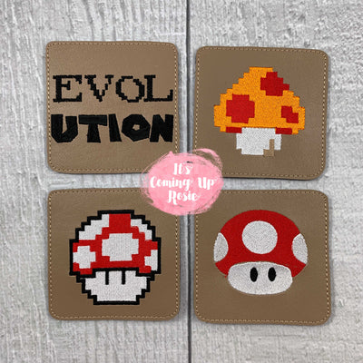 Mario Evolution Coasters