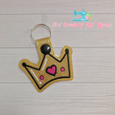 Crown Keychain