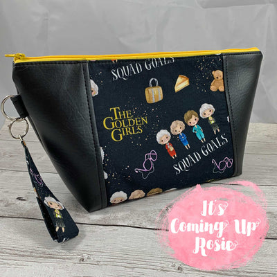 Golden Girls Zipper Bag - IN STOCK!