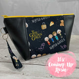 Golden Girls Zipper Bag