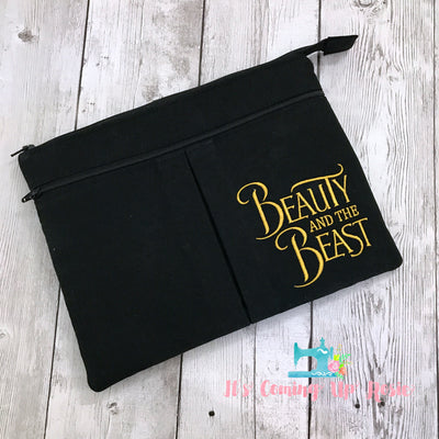 iPad/Tablet Case - Beauty & The Beast