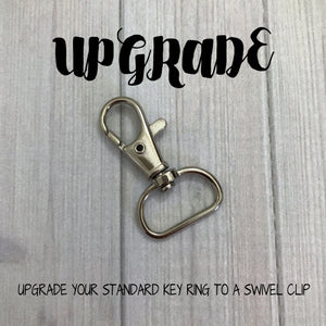 Swivel Clip Upgrade