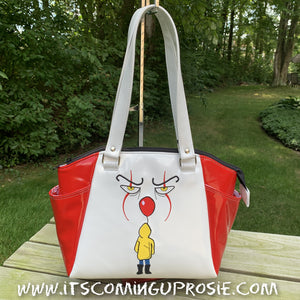 Stephen King IT Pennywise Medium Handbag - PREORDER