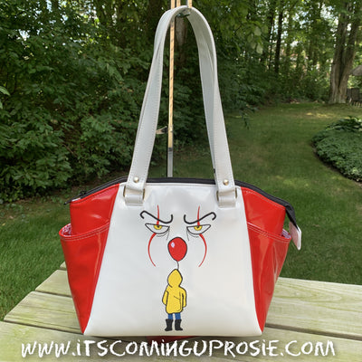 Stephen King IT Pennywise Medium Handbag