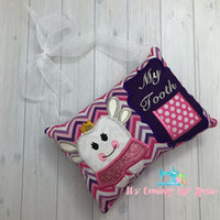 Tooth Fairy Pillow - One of A Kind