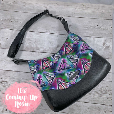 Harry Potter Graffiti Marichel Hobo Handbag - IN STOCK!