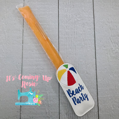 Beach Party Freezer Pop Holder