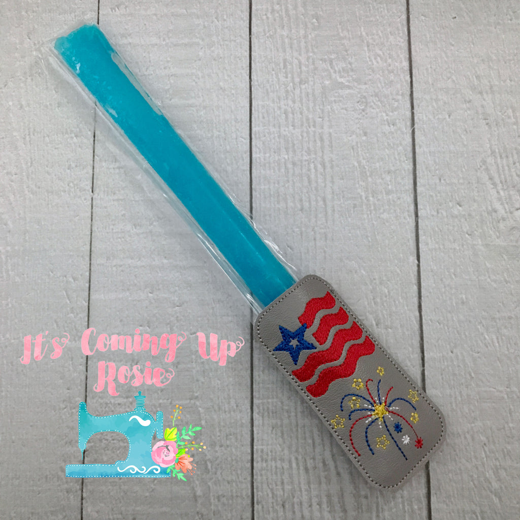 Fireworks Freezer Pop Holder