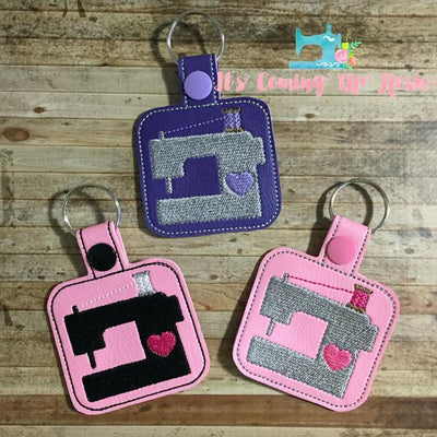 Sewing/Embroidery Machine Keychain