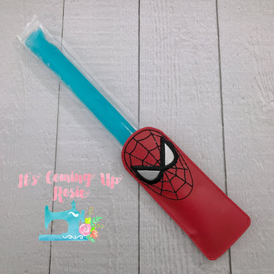 Spiderman Freezer Pop Holder