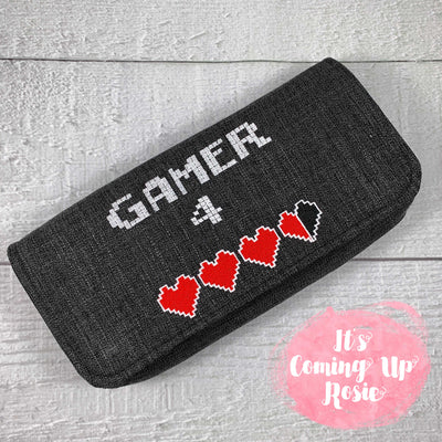 Gamer 4 Life Nintendo Switch Case