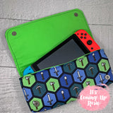Minecraft Tools Nintendo Switch Case