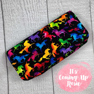 Neon Unicorns Nintendo Switch Case