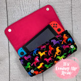 Neon Unicorns Nintendo Switch Case - IN STOCK!