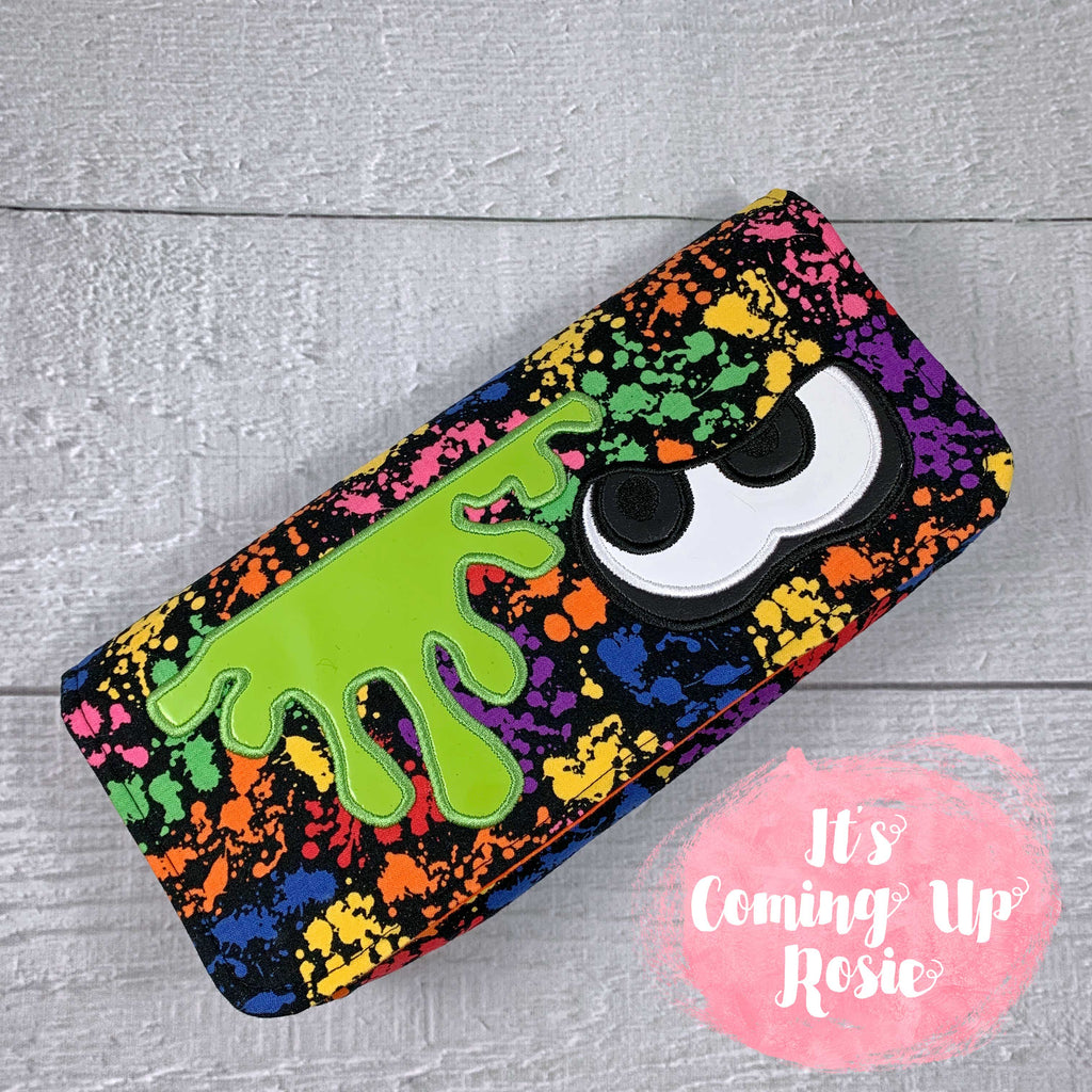 Splatoon Green Nintendo Switch Case