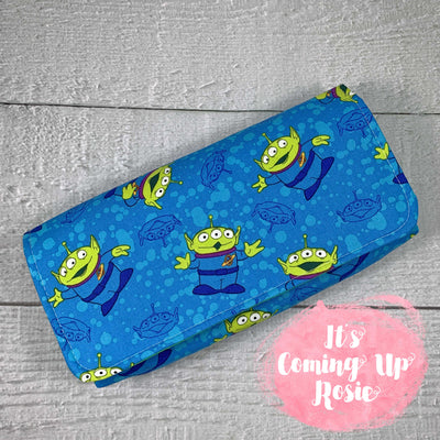 Toy Story Aliens Nintendo Switch Case