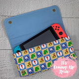 Animal Crossing Icons Nintendo Switch Case