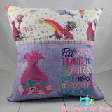 Trolls Princess Poppy Reading Pillow