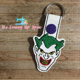 The Joker Keychain