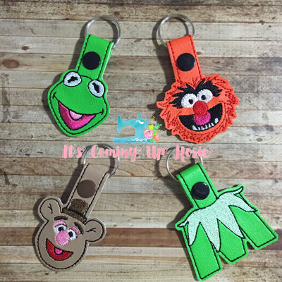 Muppets Keychains