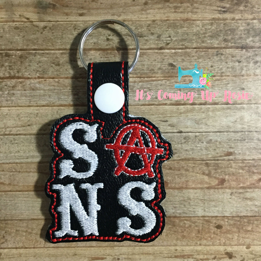 Sons of Anarchy Keychain