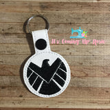 Agents of S.H.I.E.L.D. Keychain
