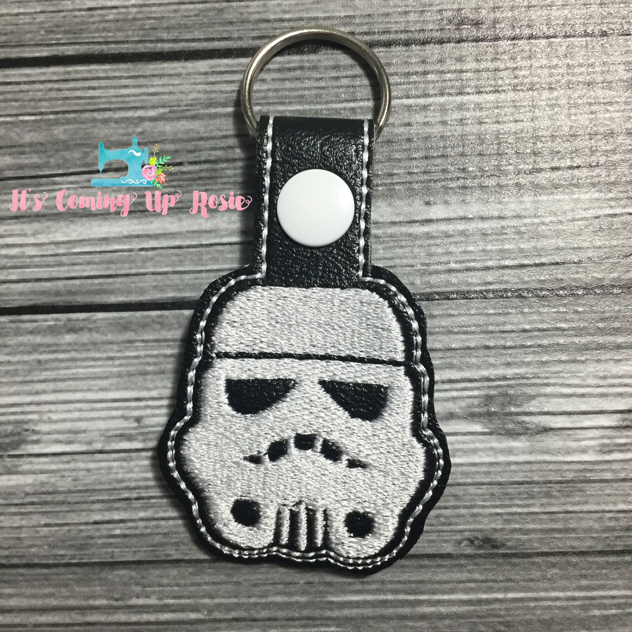 Star Wars Stormtrooper Keychain Its Coming Up Rosie