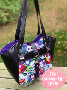 Nightmare Before Christmas Medium Handbag