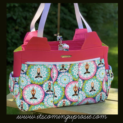 Yoga / Fitness Large Tote - IN STOCK!
