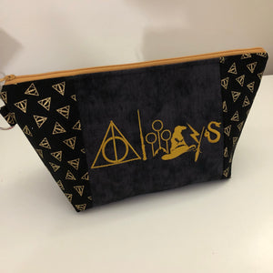 """Always"" Harry Potter Zipper Bag - PREORDER"