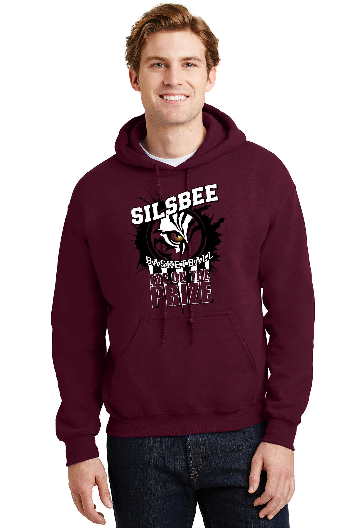 2019 Silsbee High School Basketball Youth T-Shirt/Hoodie