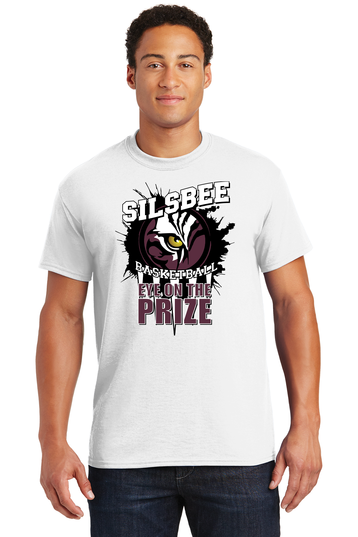 2019 Silsbee High School Basketball Adult T-Shirt/Hoodie