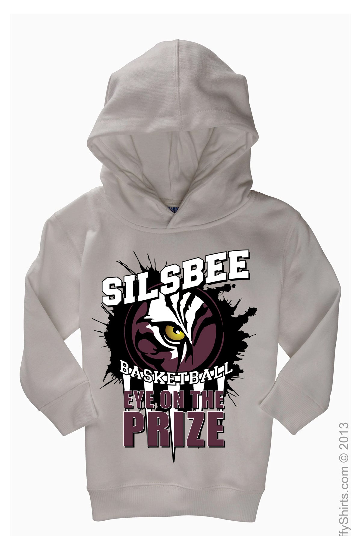 2019 Silsbee High School Basketball Toddler T-Shirt/Hoodie