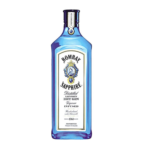 Bombay Sapphire,Dry Gin, 750ml,Origin United Kingdom (per bottle) Homegrown: Fresh Food, Groceries, Plants and More!