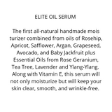 Elite All Natural Essential Oil Serum (10ml) Homegrown Organics (The Home of Purple Corn) : No Minimum Order