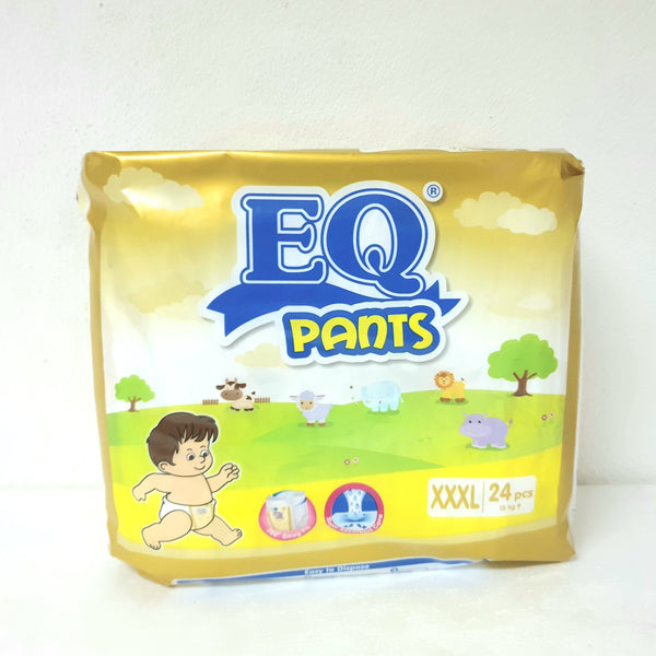 EQ Diapers small (1 pack, 24 pcs)