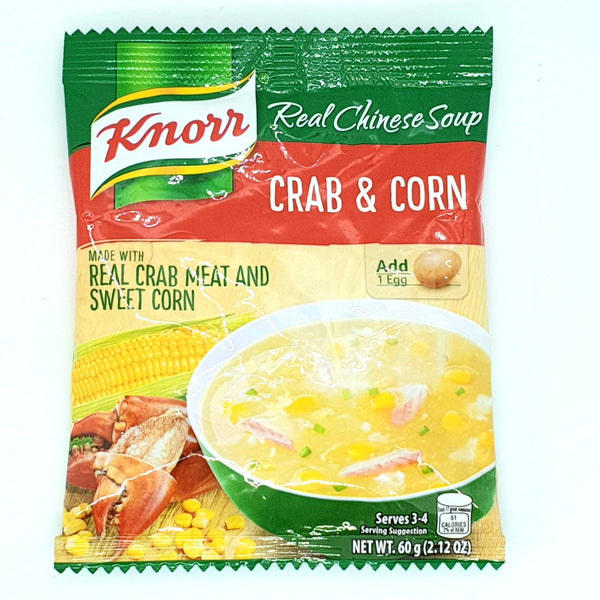 Knorr Crab & Corn (60g)