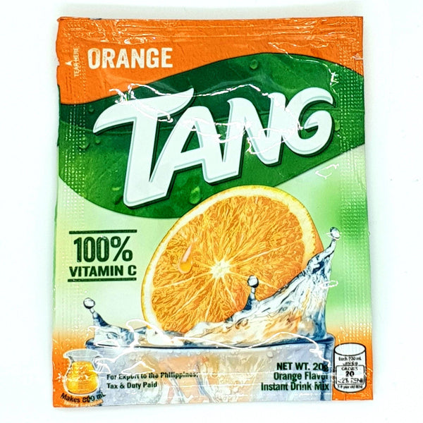 Tang Orange Powdered Juice 25g