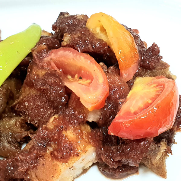 Pork Binagoongan With Rice by Chef Noel (Per Pack)